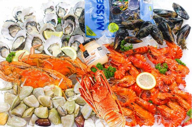 Shellfish Bundle (Feeds 3-4)