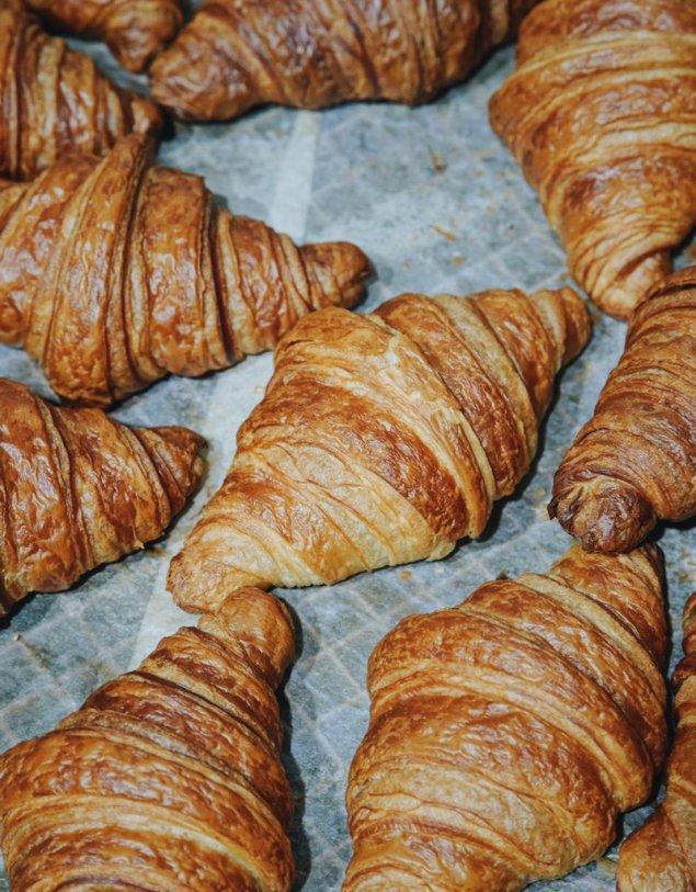 Plain Croissant (Pack of 2)