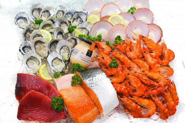 Peter's Family Seafood Bundle (Feeds 3-4)