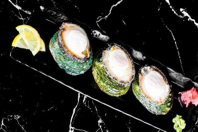 Wild Baby Abalone-blanched (Sold Each)