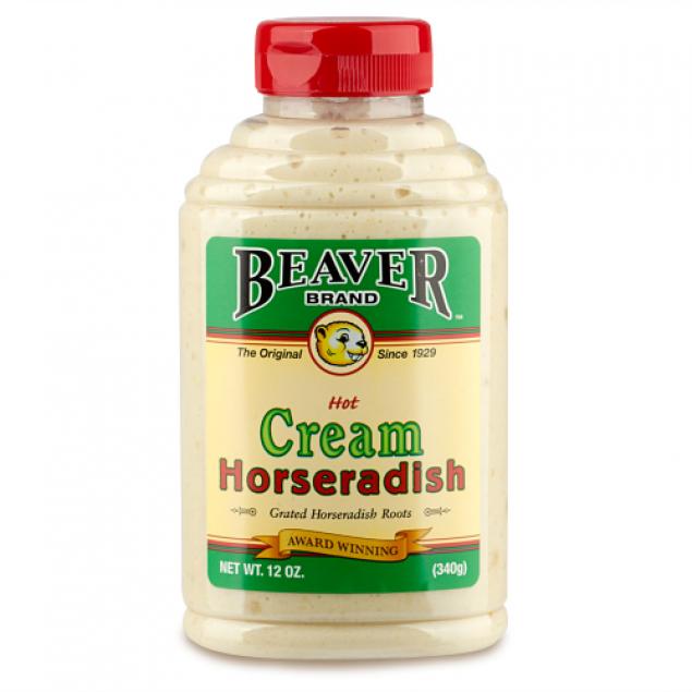 G - Beaver Cream Horseradish