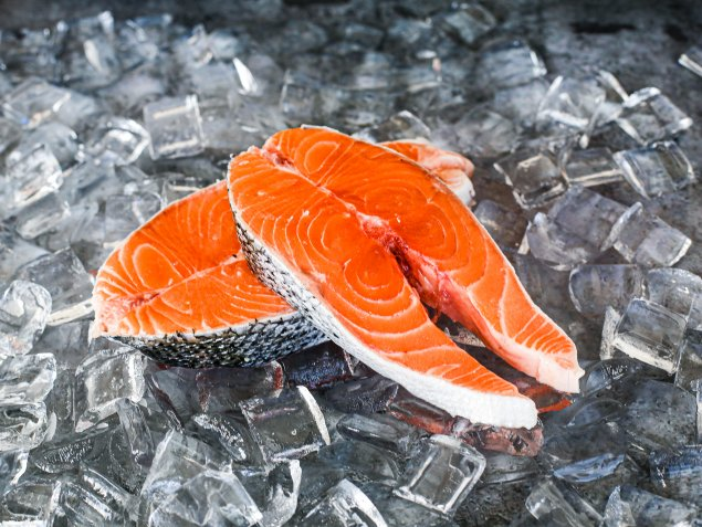 Atlantic Salmon Cutlets (Min 320g)