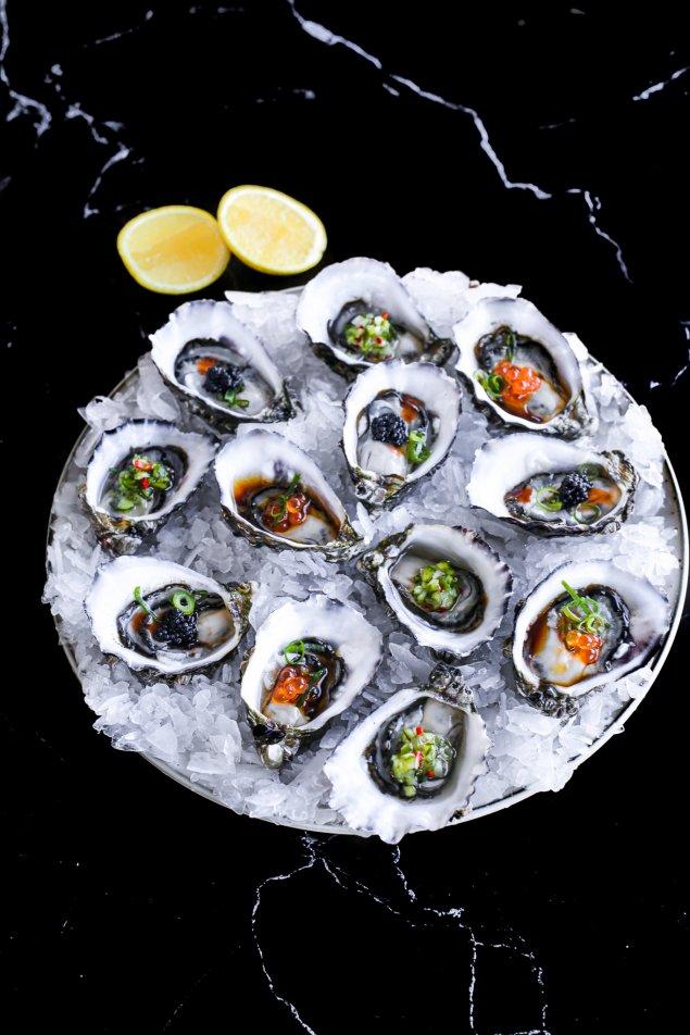 Marinated Oyster (1/2 Dozen)