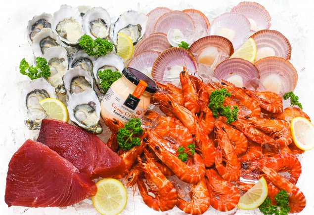 Peter's Seafood Bundle for Two