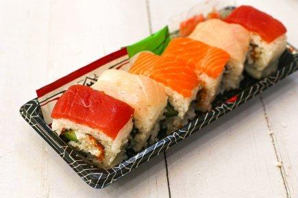 Sushi Roll: California (6pcs)