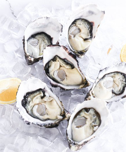 Pacific Jumbo Oysters
