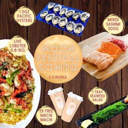 Moon Festival Combo + FREE MACHI MACHI (2-3pax)