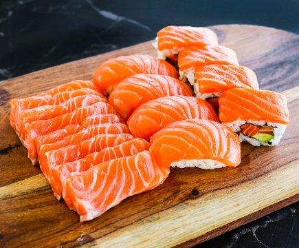 Salmon Bento