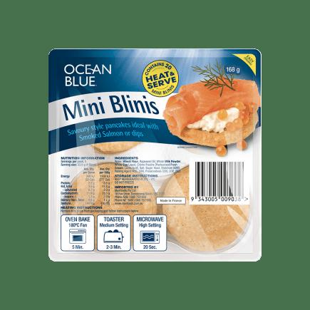 G - Mini Blinis