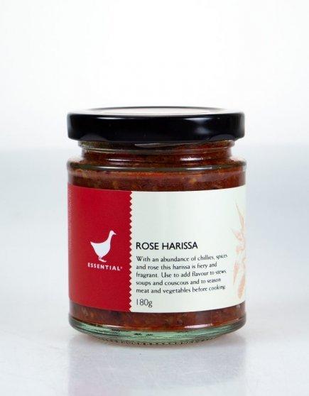 G - Essential Rose Harissa 180g