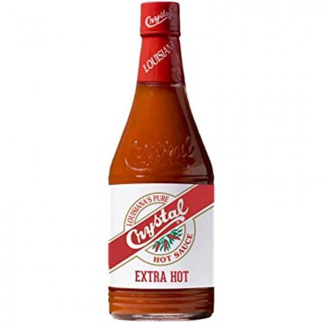 G - Crystal Extra Hot Sauce