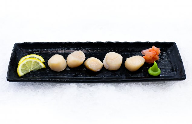 Scallop Sashimi (Sold Each)