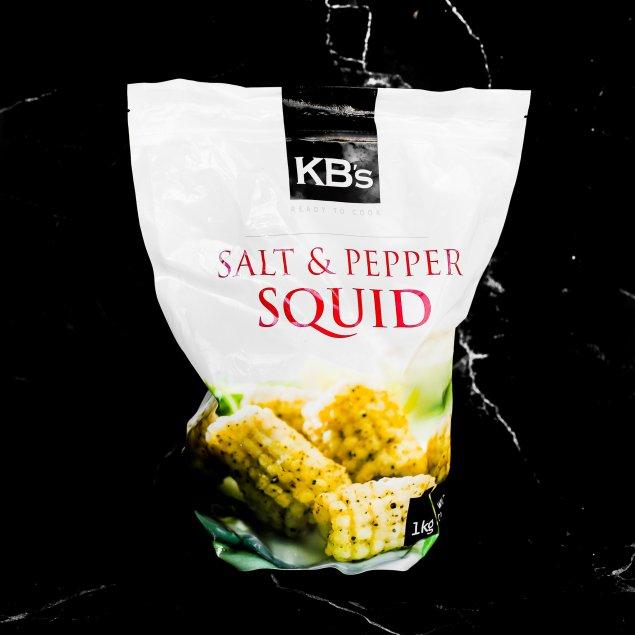 KB's Salt and Pepper Squid Frozen