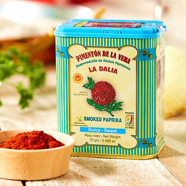 G - La Dalia Paprika (Dolce-Sweet)