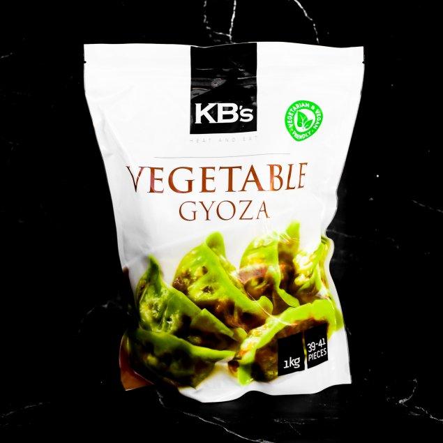 KB's Vegetable Gyoza Frozen