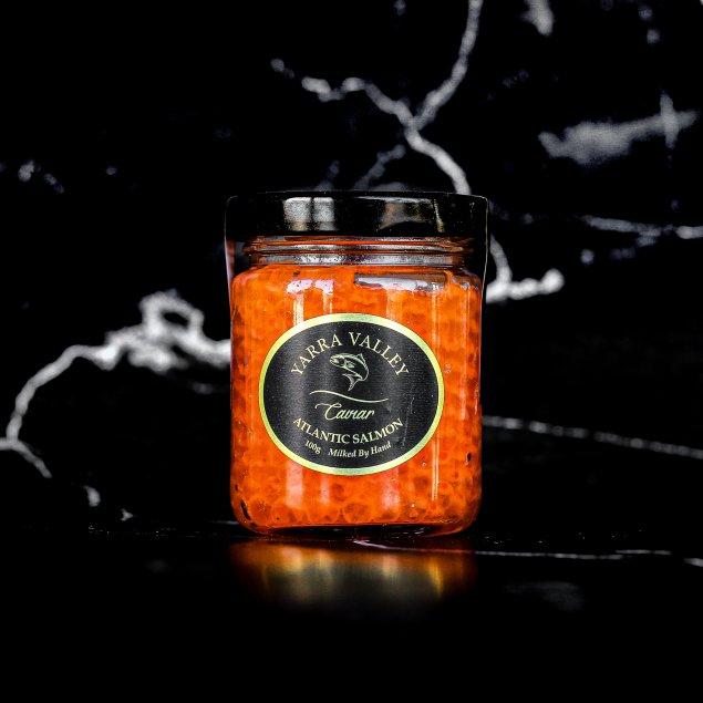 Yarra Valley Salmon Caviar 100g