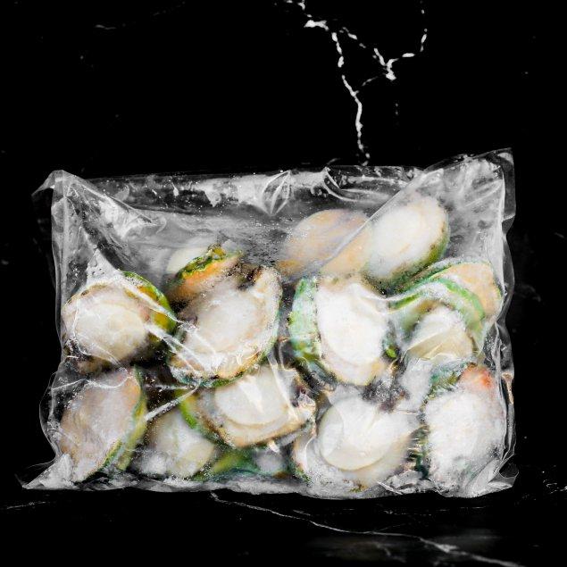 Greenlip Abalone Meat Frozen (1 Kg)