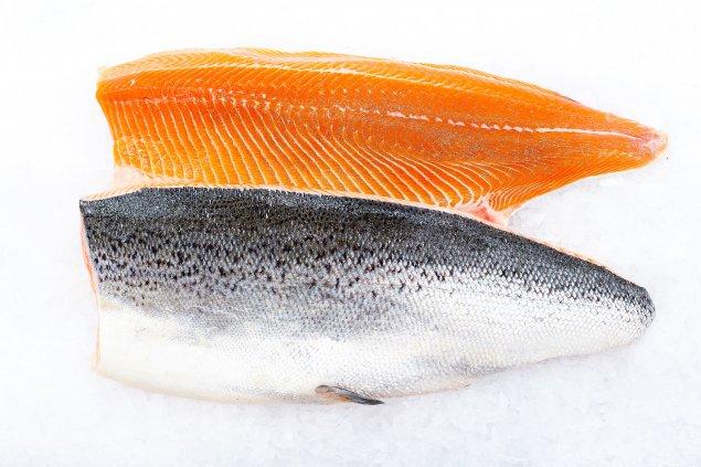 Salmon Side Fillet (Min 1.5kg)