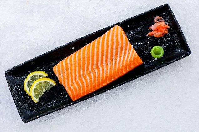 Ora King Salmon Sashimi 300g