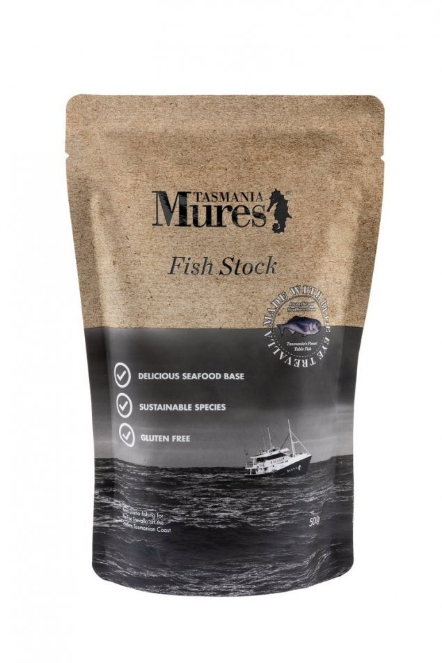 G - Mures Fish Stock 500g