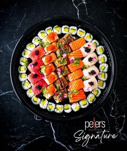 Peter's Sushi Platter