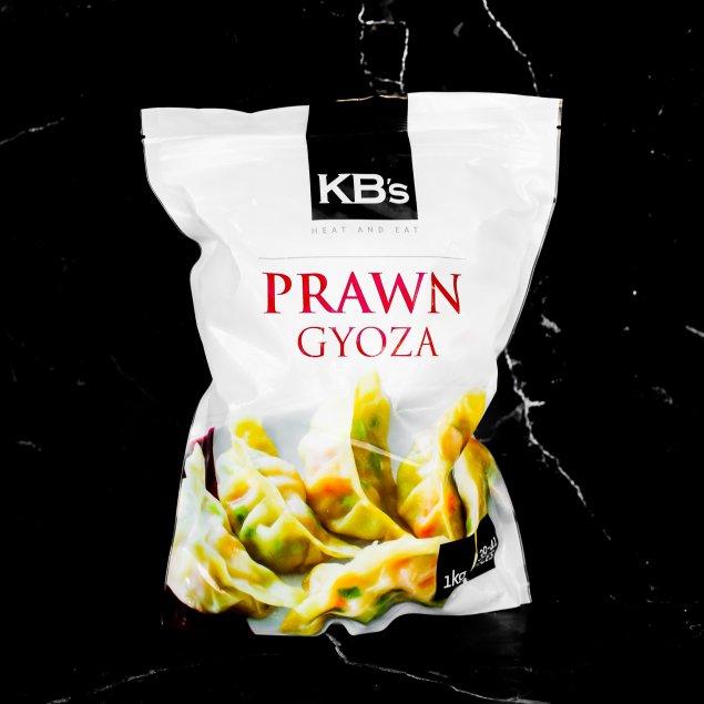 KB's Prawn Gyoza Frozen