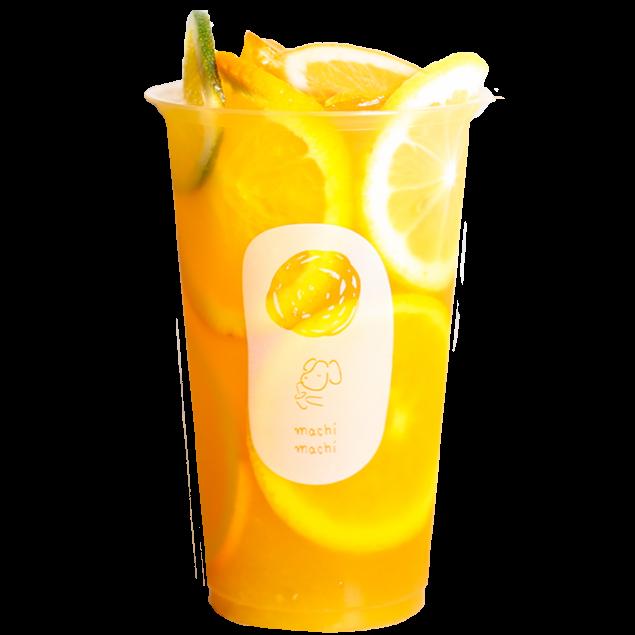 Machi Fresh Orange Jasmine Green Tea (M)