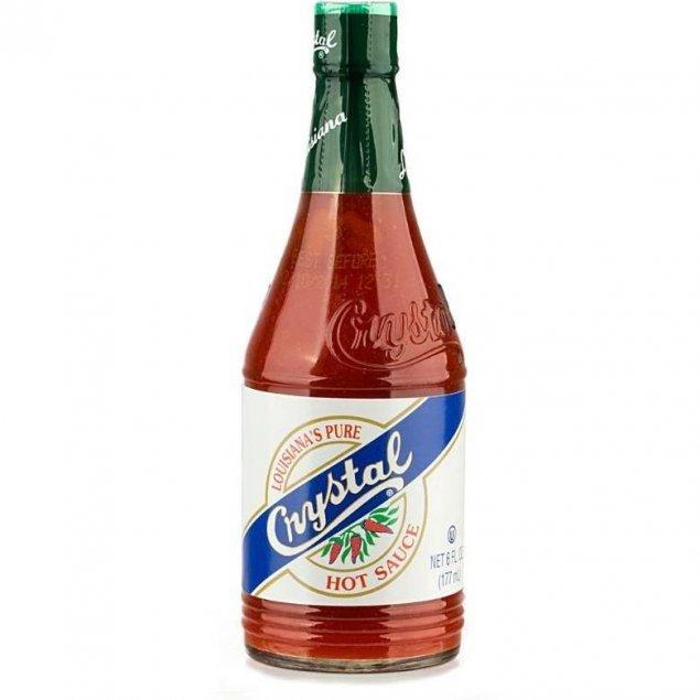 G - Crystal Hot Sauce